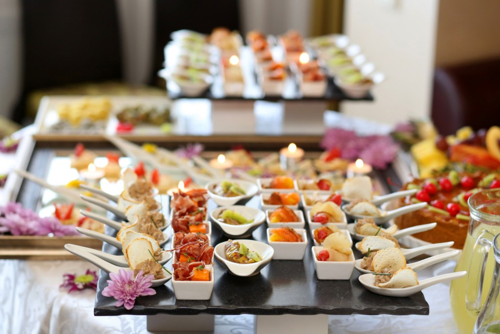 Traiteur Paris, Traiteur Buffet Paris 2 75002
